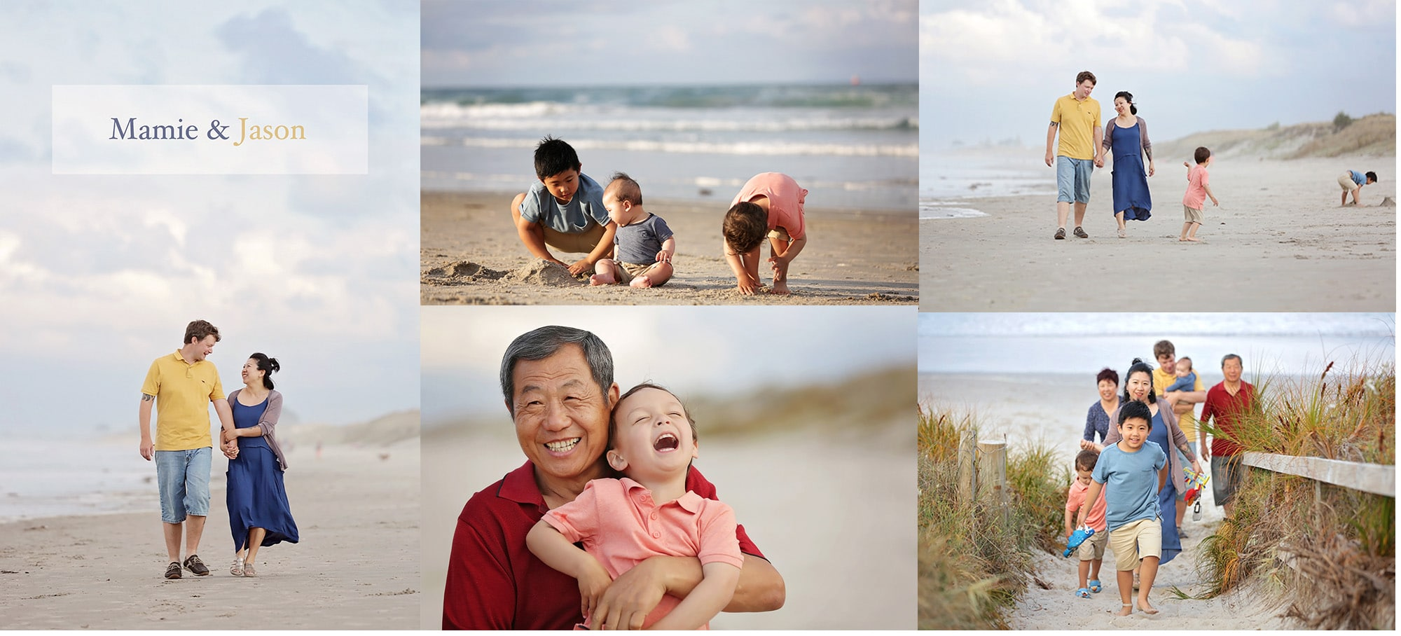 Papamoa Beach family session by Susanna Lin Photography