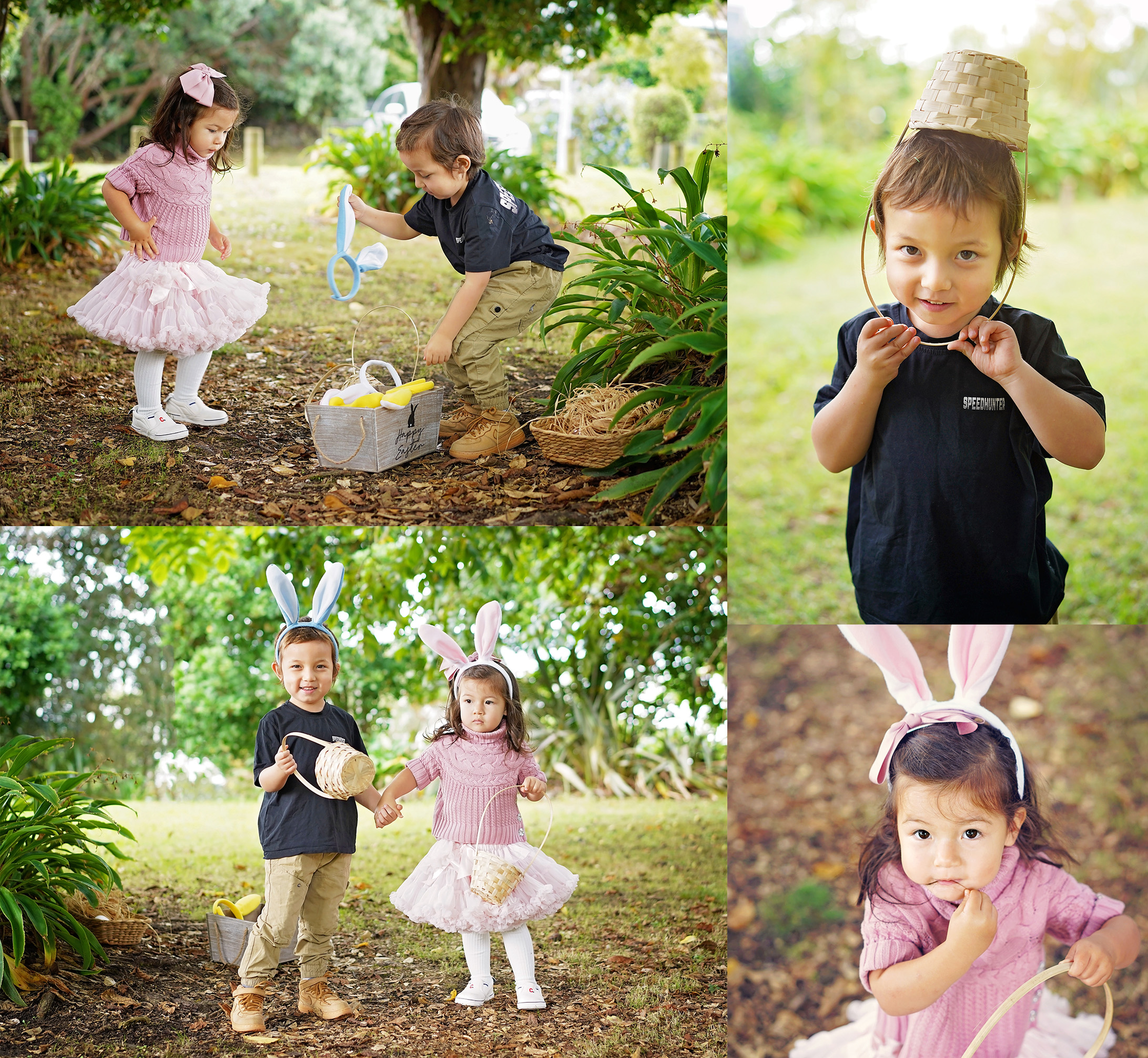 Tauranga Easter mini photography session