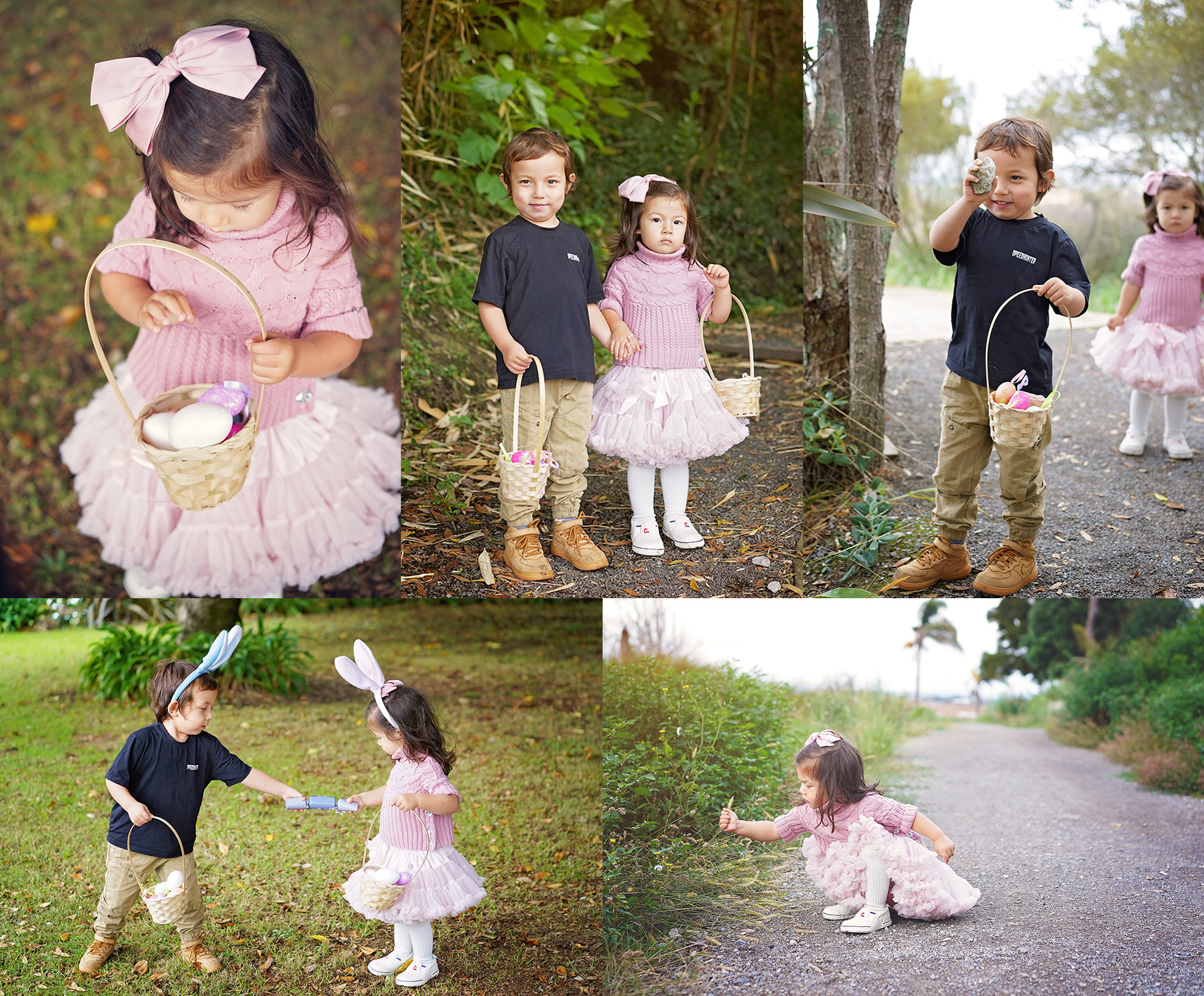Tauranga Easter mini session for children